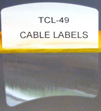 Top cable Labels